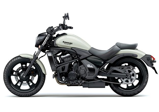 Kawasaki VULCAN S ABS na Moto Flecha