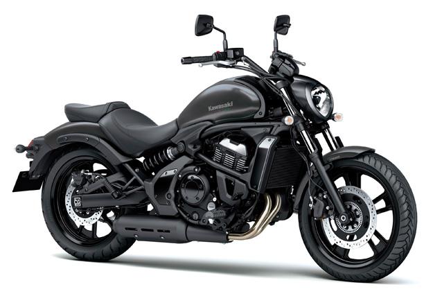 Kawasaki VULCAN S ABS Preta na Moto Flecha