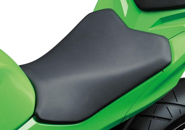 Detalhes Kawasaki NINJA 300 na Moto Flecha