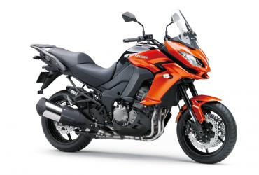 Kawazaki VERSYS 1000 ABS na Moto Flecha