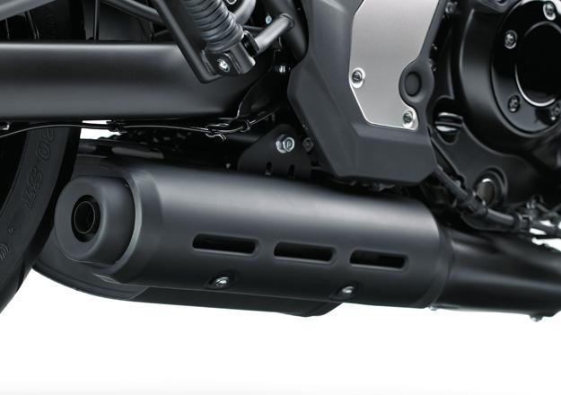 Motor Kawasaki VULCAN S ABS na Moto Flecha