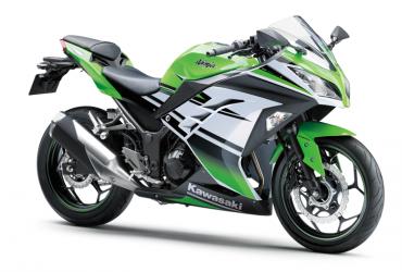 Kawasaki NINJA 300 ED. ESPECIAL 30 ANOS na Moto Flecha