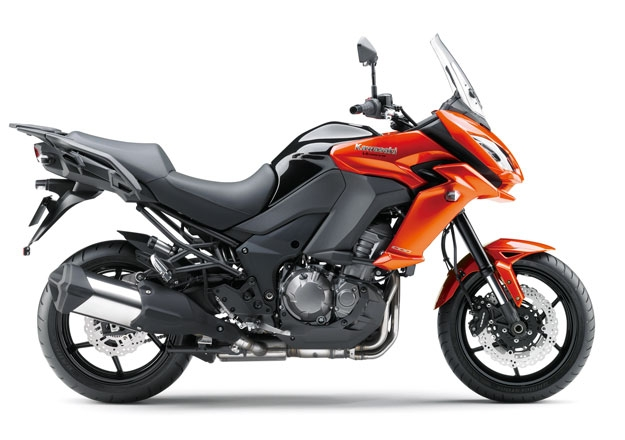 Perfil Kawazaki VERSYS 1000 ABS na Moto Flecha