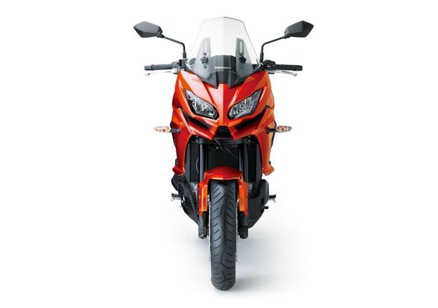 Frente Kawazaki VERSYS 1000 ABS na Moto Flecha