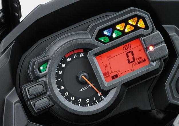 Painel Kawazaki VERSYS 1000 ABS na Moto Flecha